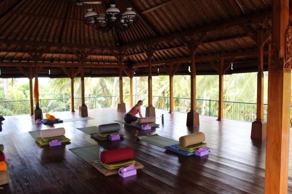 Third Story Yoga Platform