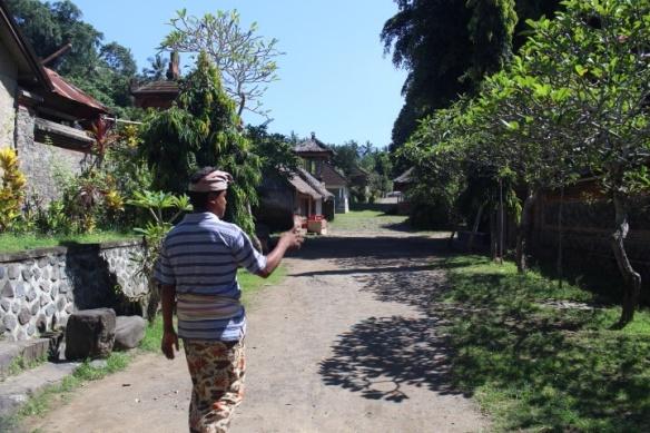 Tenangan Village