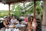 Jackie, Sharon, Liz, Tasha, Jessa, Sherry