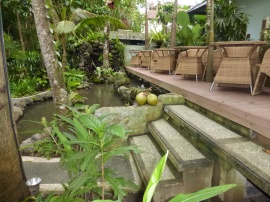 Taksu Spa and Sanctuary. The nicest in Ubud......and there are hundreds!