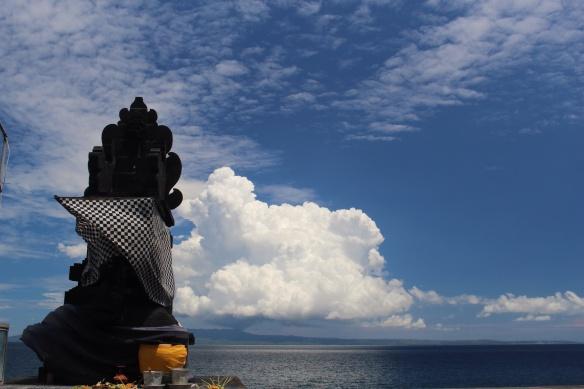 Ocean at Klungkung